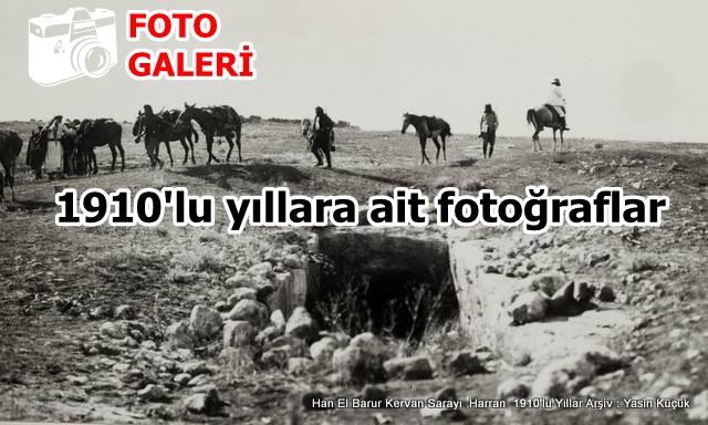 HAN EL-BA'RUR KERVANSARAYI!.. foto galeri