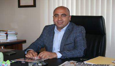 İzmir'de Urfalı Öncel aday oldu