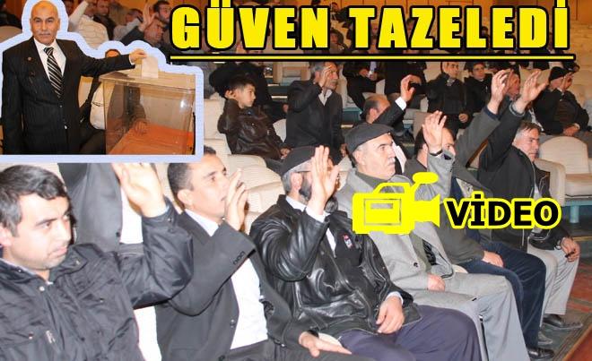 Mehmet Altun Güven Tazeledi