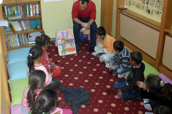 TEGV'den Şanlıurfa'nın Bakırtaş Köyüne Eğitim Desteği