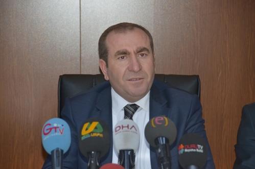 Başkan Eğilmez'den İlçe adayları açıklaması VİDEO