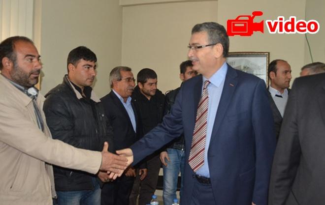 Urfa'da Taşaron işçi ve elektrik büyük sorun-VİDEO