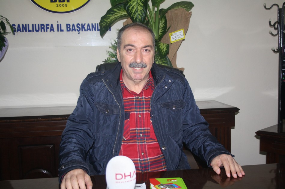 BDP Baydemir'i bekliyor