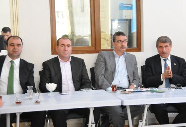 AK Parti Karaköprüde Seçim Startı Verdi-VİDEO