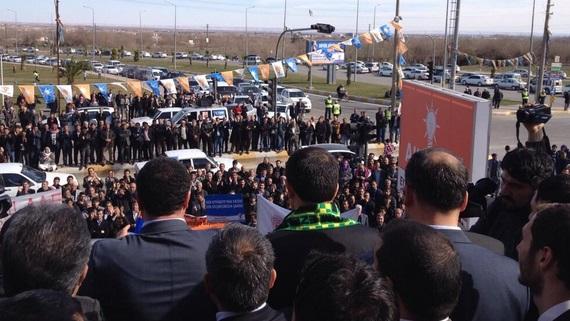 Eyyübiyeliler Ekinci'yi bağrına bastı VİDEO