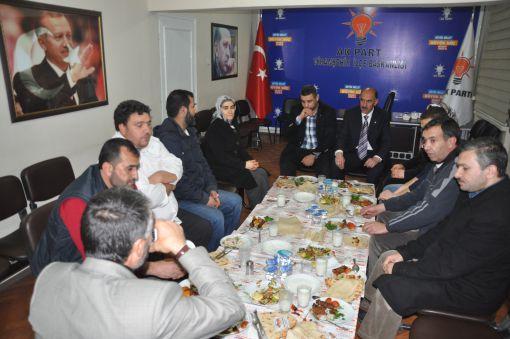 İbrahim Gelin, Viranşehir'de start verdi