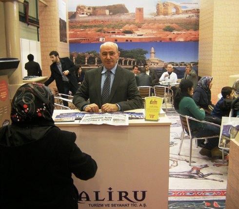 Kaluri Turizm'den Şanlıurfa'nın tanıtımına katkı