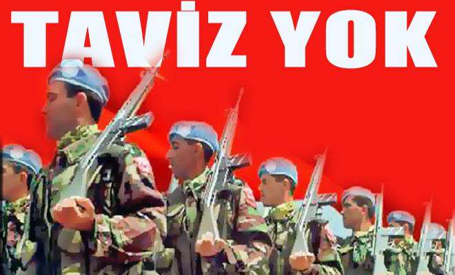 Sandık Güvenliği İçin Askerler Devreye Girecek
