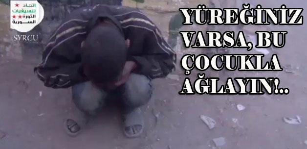 Komşumuz Suriye'de gelinen nokta, yürekleri dağladı VİDEO