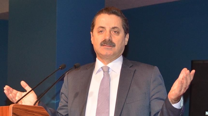 Bakan Çelik'ten Eyyübiye aday adaylarına mesaj VİDEO