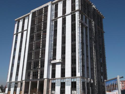 Ticaret Borsası yeni binasına hazırlanıyor