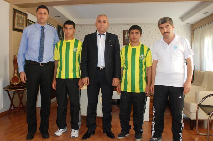 Urfalı Güreşçi Murat Fırat'ın Büyük Başarısı