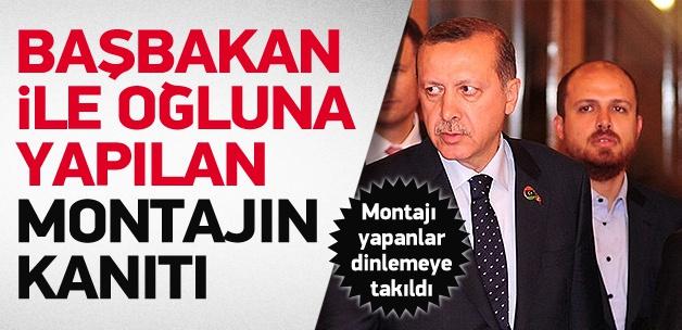 Erdoğan'a montaj kumpası dinlemeye takıldı