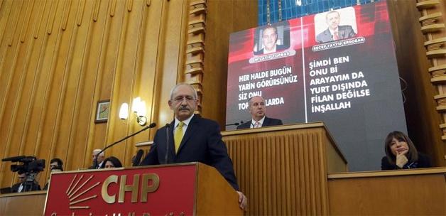 17 Aralık sonrası Kılıçdaroğlu'ndaki büyük değişiklik