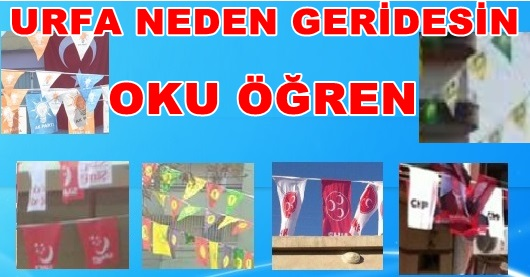 Urfa, Gaziantep'ten yine geri kaldı