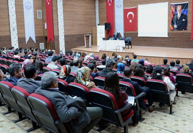 Milli Eğitim Akademik Başarı için toplandı