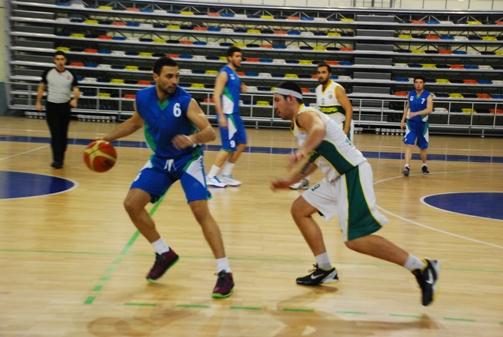 Şanlıurfaspor İstanbul Bahçelievler Belediyespor'u 62-47 yendi