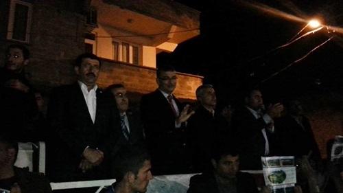 Mustafa Tepe'den Direklide Görkemli Açılış