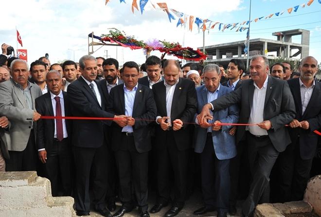Demirkol'dan Miting Gibi büro açılışı-VİDEO
