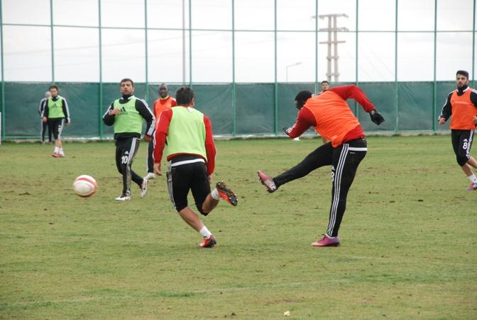 Urfaspor Trabzon Maçı hazırlıklarını tamamladı