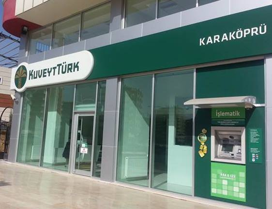 Kuveyt Türk Karaköprü'de
