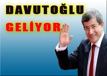 Davutoğlu Seçim Çalışmaları İçin Urfa'ya Geliyor