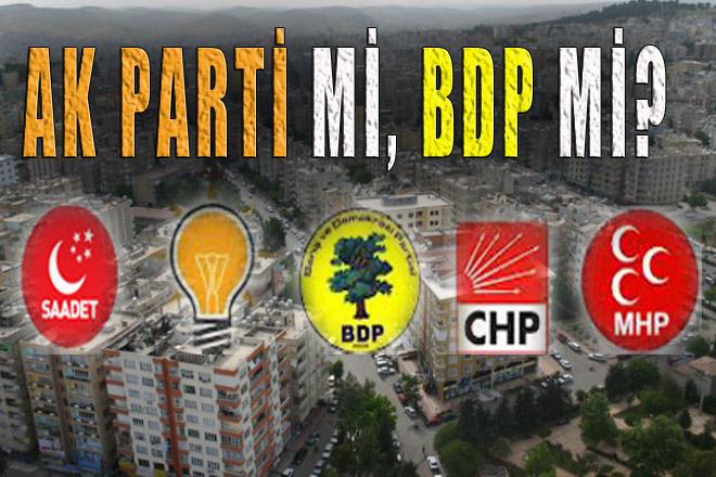 Urfa'daki Son Seçim Anketinde Surpriz Var!