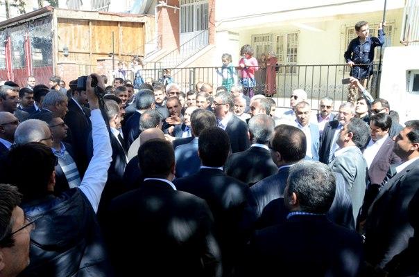 İstanbuldaki Urfalı İşadamları Güvenç için geldiler VİDEO