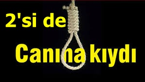 Siverek'te bir günde 2 intihar vakası