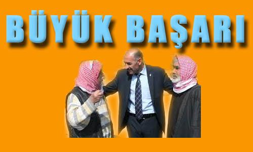 Viranşehir'de AK Parti'nin Büyük Başarısı