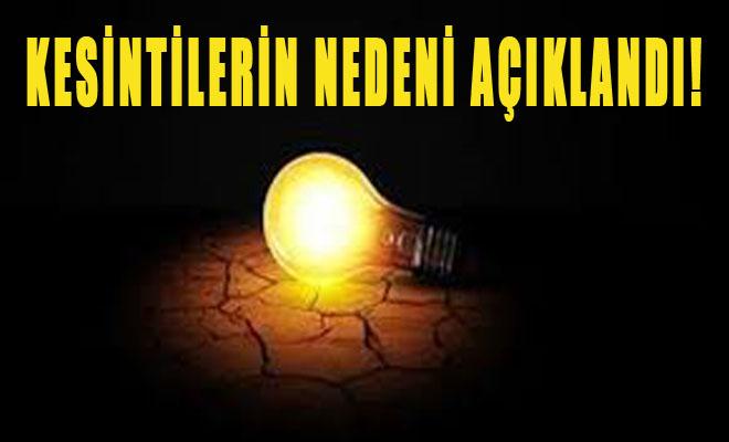 DEDAŞ elektrik kesintisiye ilgili açıklama yaptı