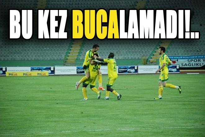 Şanlıurfaspor Bucaspor'u 4-1 Yendi