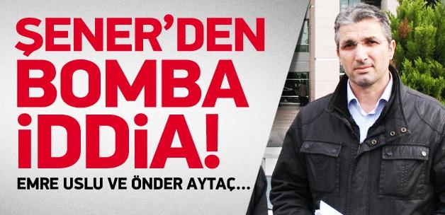 Nedim Şener'den bomba iddia!