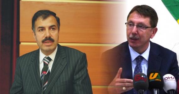Büyükşehir Belediye'de Büyükhatipoğlu ve Kırıkçı'ya yeni görev