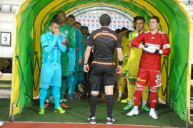 Ankaraspor Şanlıurfaspor 0 - 2