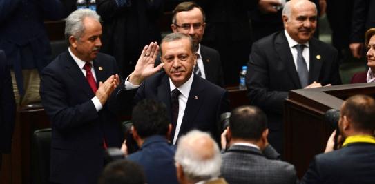 Başbakan Erdoğan'dan Şanlıurfa'ya teşekkür