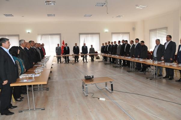 Karaköprü Belediyesi İlk Meclis Toplantını Yaptı VİDEO