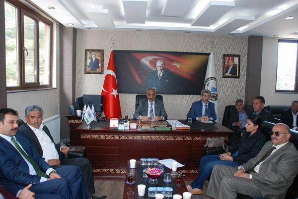 Hilvan Belediyesi İlk Meclis Toplantısını Gerçekleştirdi