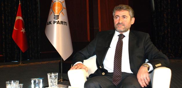 Urfalı vekil Nebati, Erdoğan'ın yardımcısı oldu