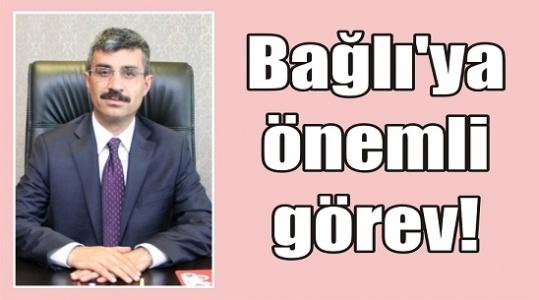 Urfalı Selim Bağlı Müsteşarlığa atandı