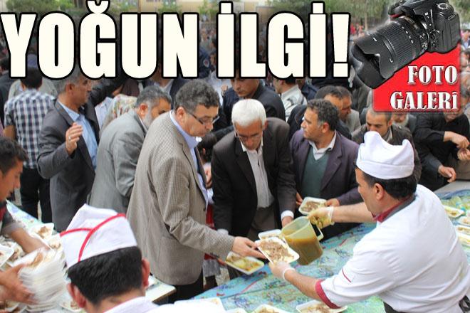 Eyyübiye Müftülüğünün Tirit Ziyafetine Siyasetçi Akını!..