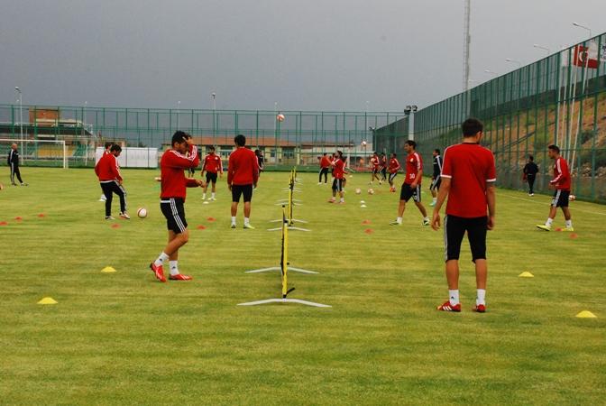 Şanlıurfaspor, Adanaspor maçı hazırlıklarını tamamladı