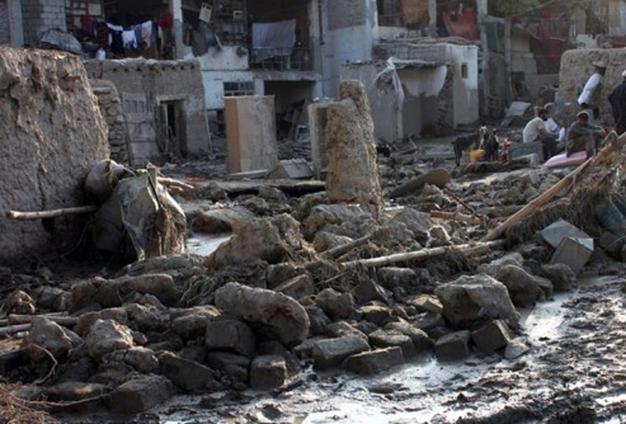 Afganistan'da felaket! Ölü sayısı 2 bini aştı