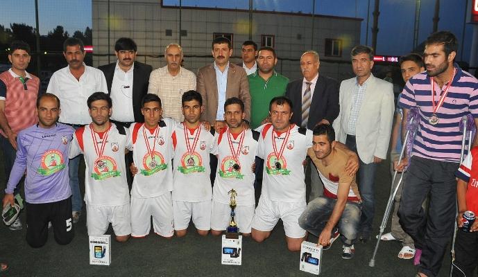 Karageçispor Yılkes Turnuvasında Şampiyon Oldu-VİDEO