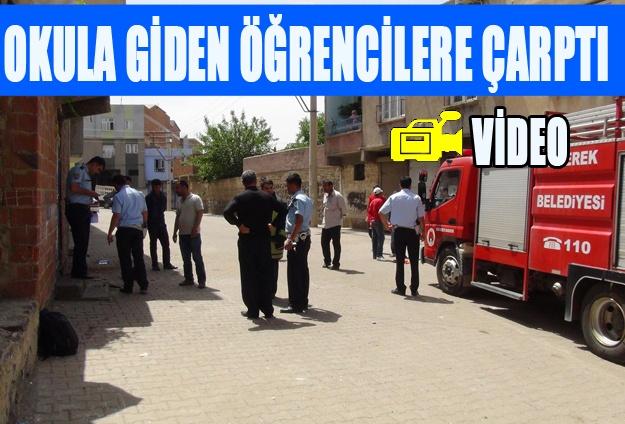 Minibüs öğrencileri biçti; 1 ölü