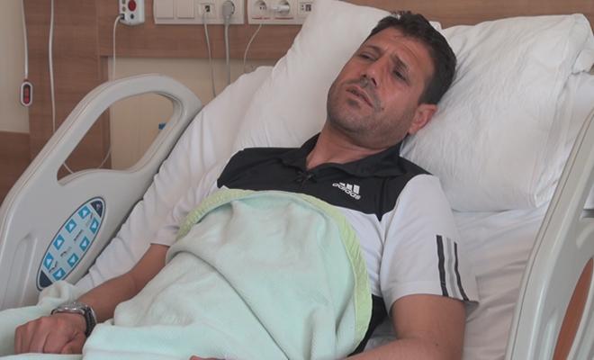 Şanlıurfaspor Teknik Direktörü Hüseyin Dağ Ameliyat Oldu