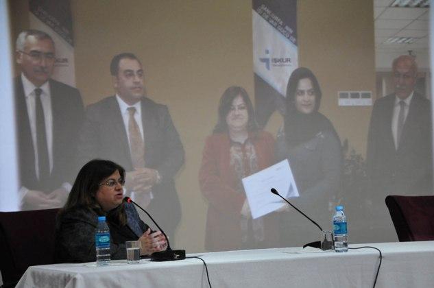 Kadın Hakları Koordinasyon Kurulu Toplandı