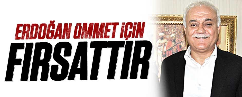 Hatipoğlu, Erdoğan hep dik durdu