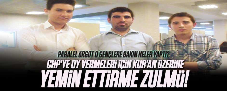 Urfalı Mehmet Reşat Ülgeç baskıyı anlattı