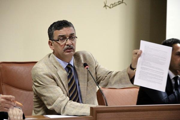 Başkan Güvenç'ten 'Rabia' Açıklaması
